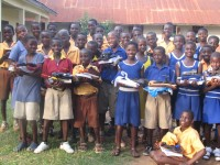 Education young Ghana children